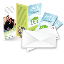 Brochure With Mailing Services Templates